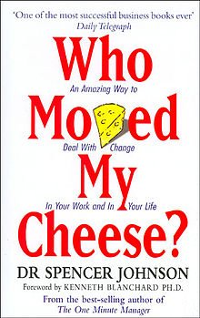 Book #1: Who Moved My Cheese?