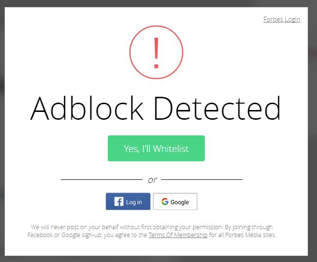 how to block anti adblock popups roman lukš