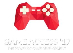 Companies attending Game Access with Careers links