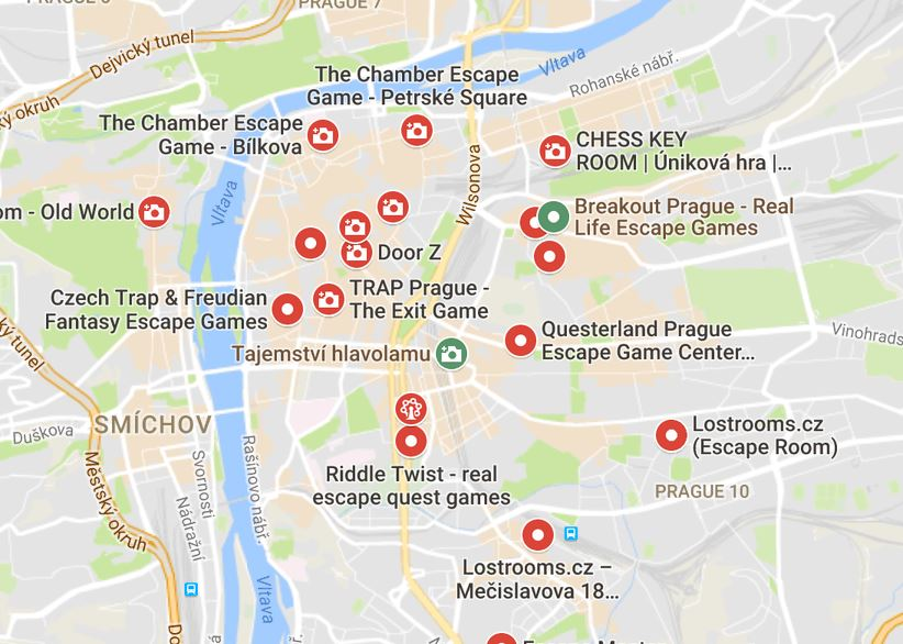 Designing escape room games gds2017 report roman luk escaperoomspragueg gumiabroncs Image collections