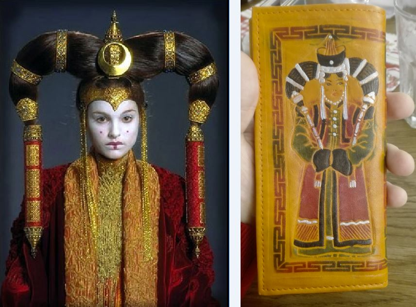 Amidala Is Mongol and Capitalize After the Comma in Emails (TWIL)