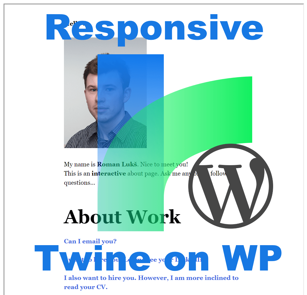 How to Embed Twine on Your WordPress Website with Responsive IFRAME and Autoscroll