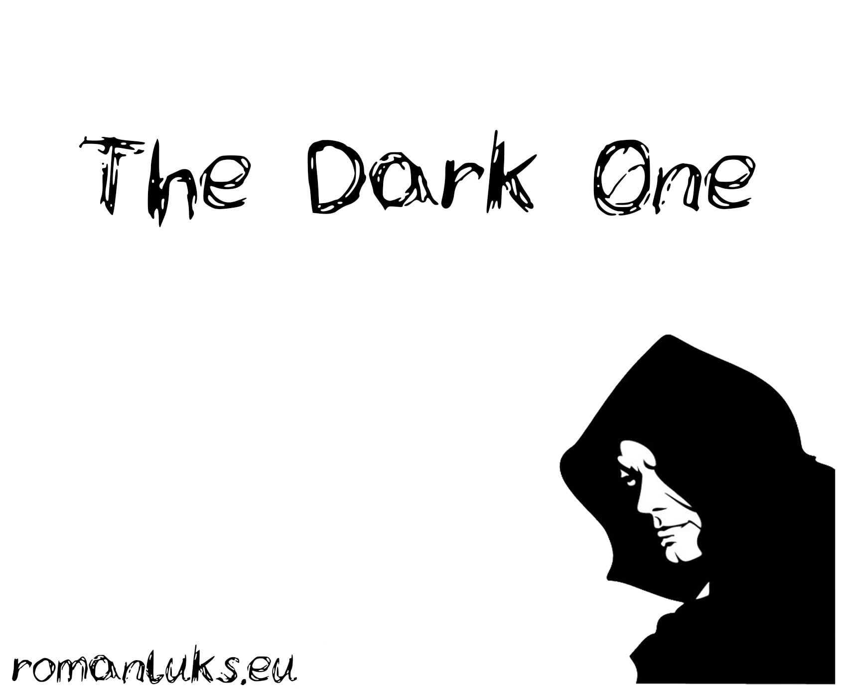 The Dark One (Comic Strip)