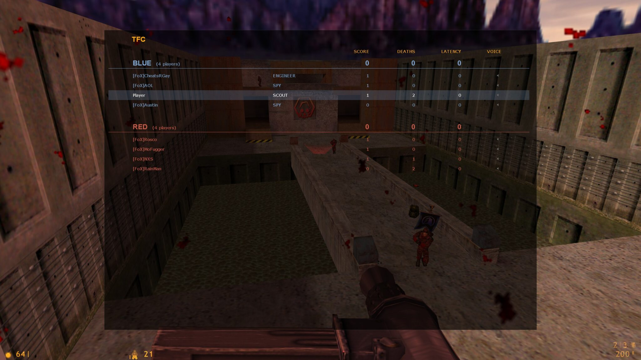How to Add Bots in Team Fortress Classic